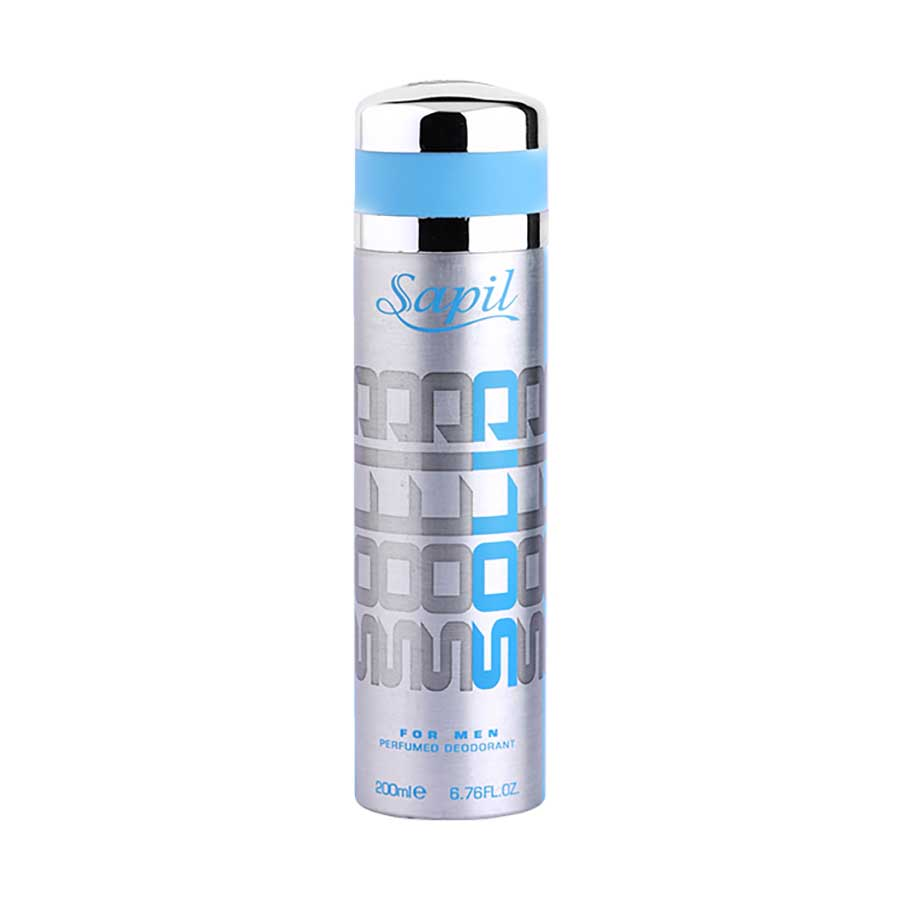 Solid 2-Pack Men's Body spray