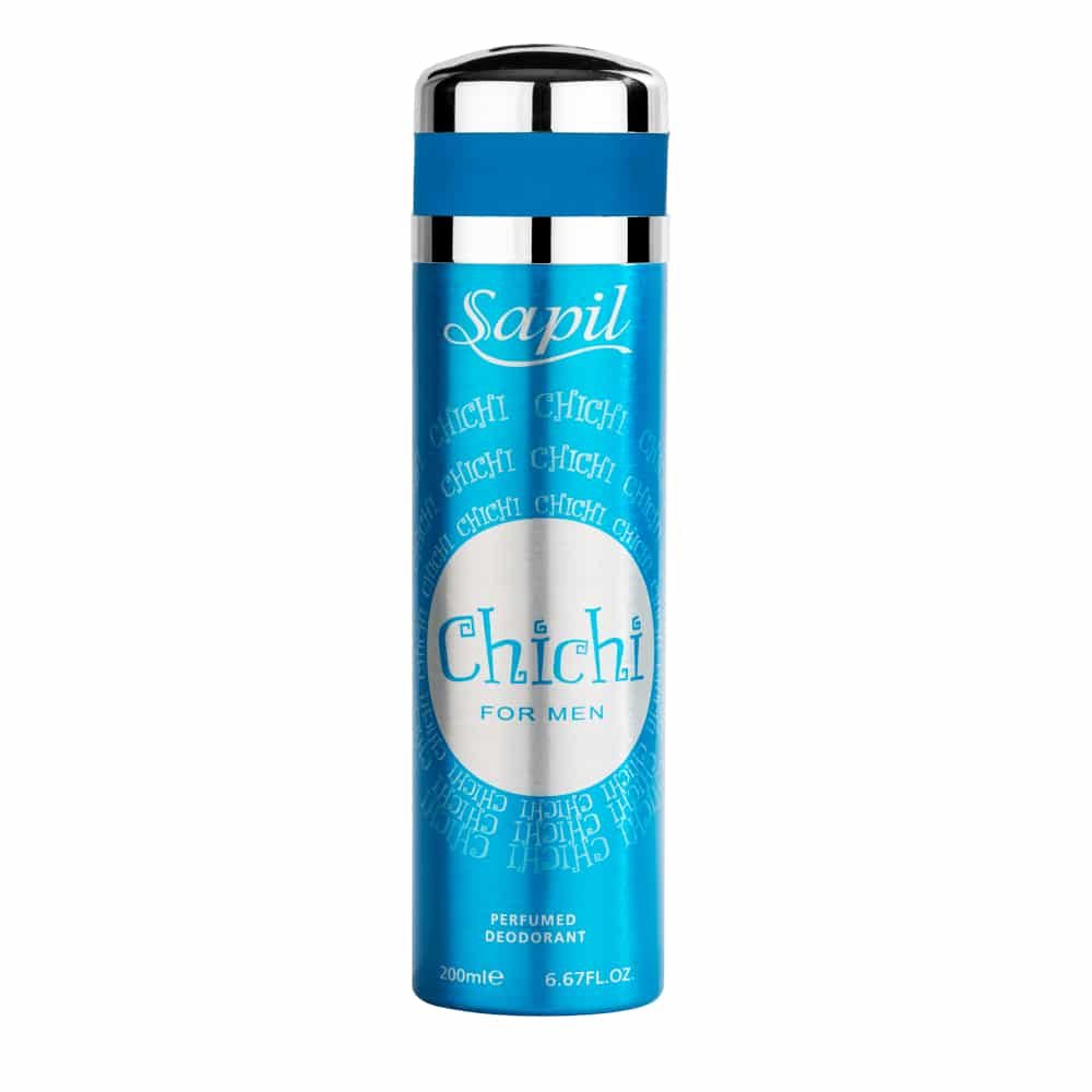 Chichi 2-Pack Men's Body spray