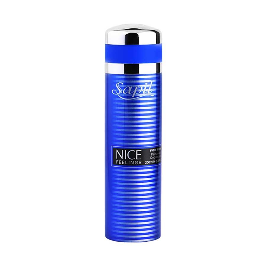 Nice Feeling Blue 2-Pack Men's Body spray