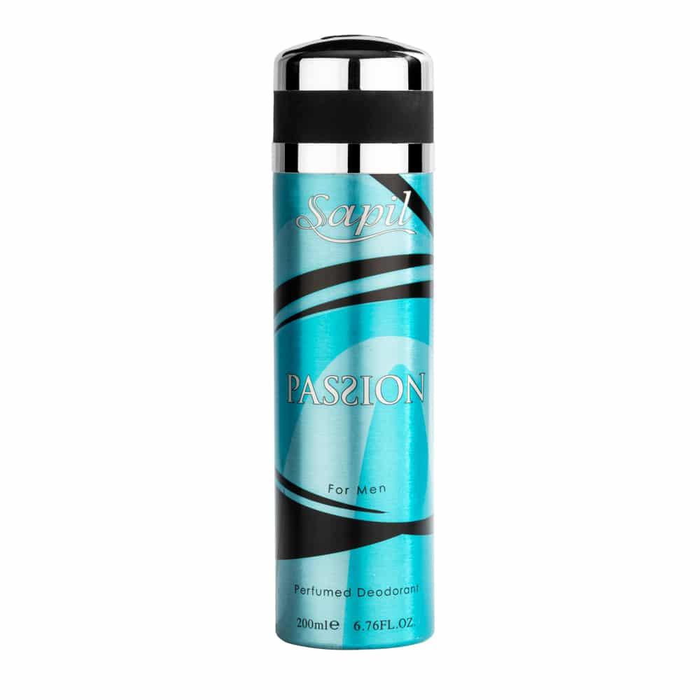 Passion 2-Pack Men's Body spray