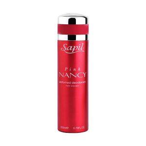 Nancy pink women's deodorant